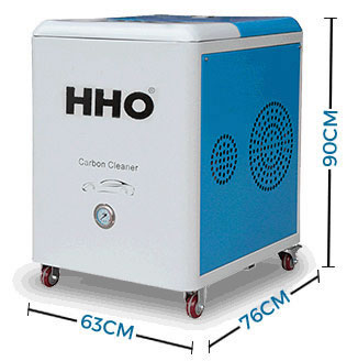 Engine Carbon Cleaning HHO Machine